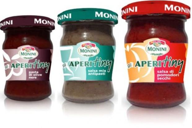 Kremy-pasty od Monini