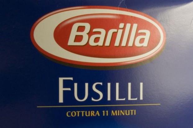 Konsumenci mają rekomendować makarony Barilla