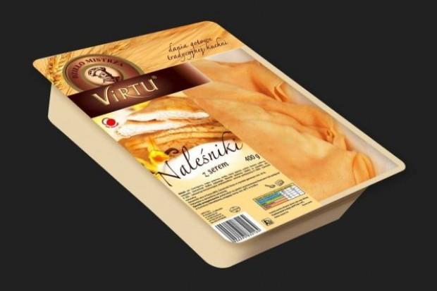 Naleśniki z serem - nowość w ofercie Virtu