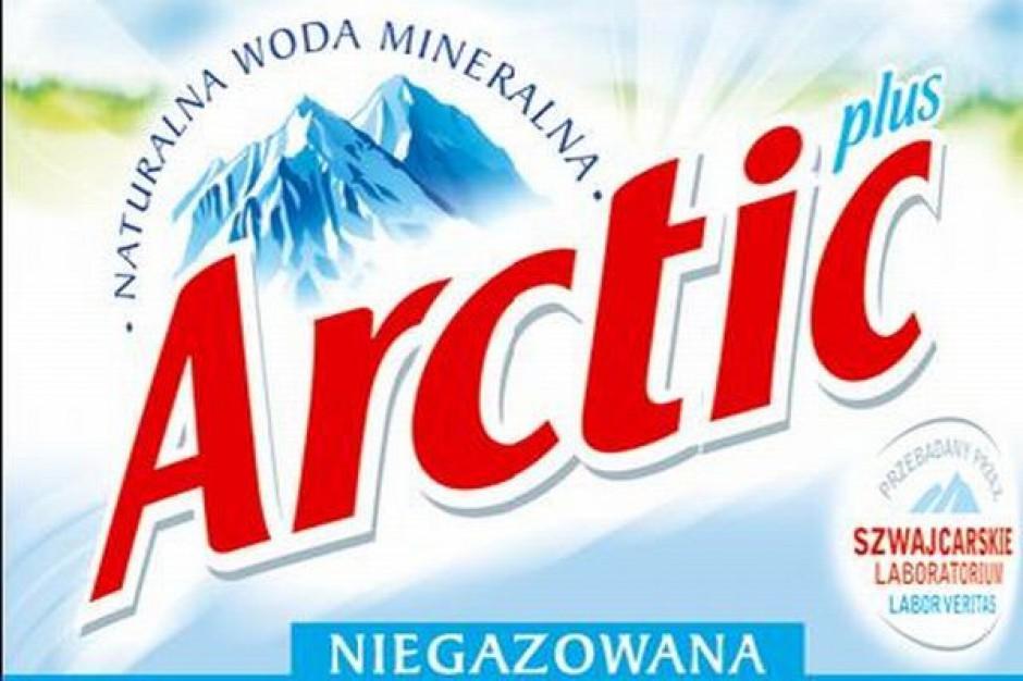 Woda Arctic z nowymi etykietami