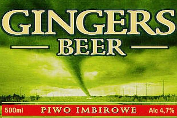 Reklama piwa Gingers skierowana do kobiet