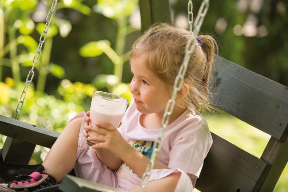 Sprzedaż jogurtów do picia wzrośnie o prawie 5 proc.