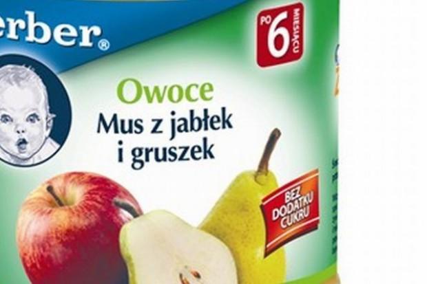 Na żywność dla niemowląt rodzice wydali 1,1 mld zł
