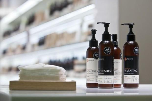 Wystartowała pierwsza sieć sklepów z kosmetykami organicznymi