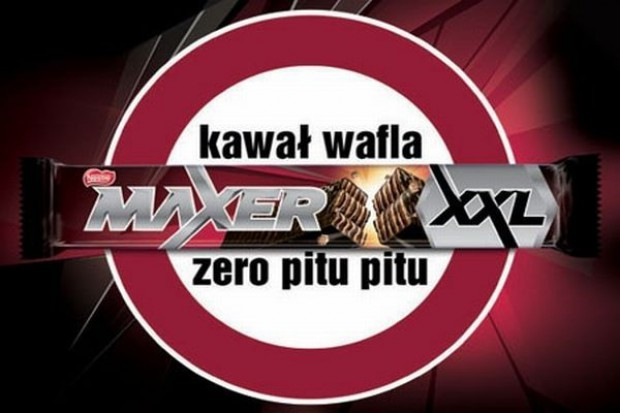 Nestlé wprowadziło na rynek wafel Maxer