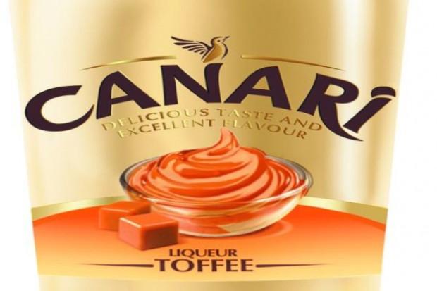 Nowy design likierów Canari