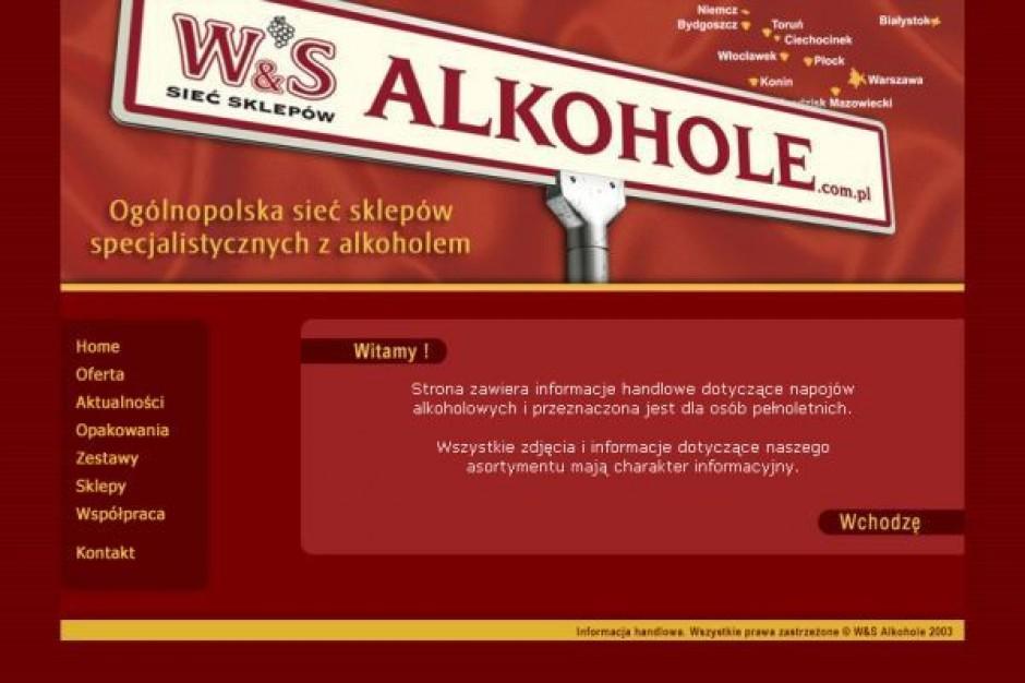 Po dofinansowaniu przez inwestora W&S Alkohole powiększa sieć