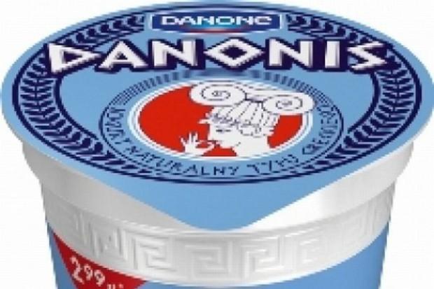 Danonis to nowy grecki jogurt Danone