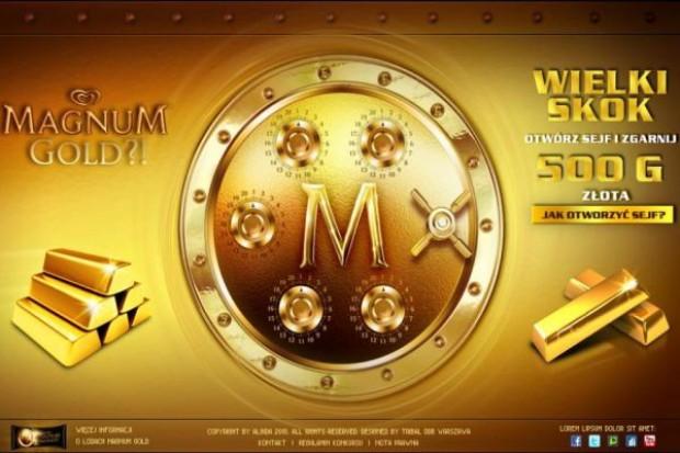 Precyzyjne zatrzymanie zegara Magnum jest warte sztabkę złota