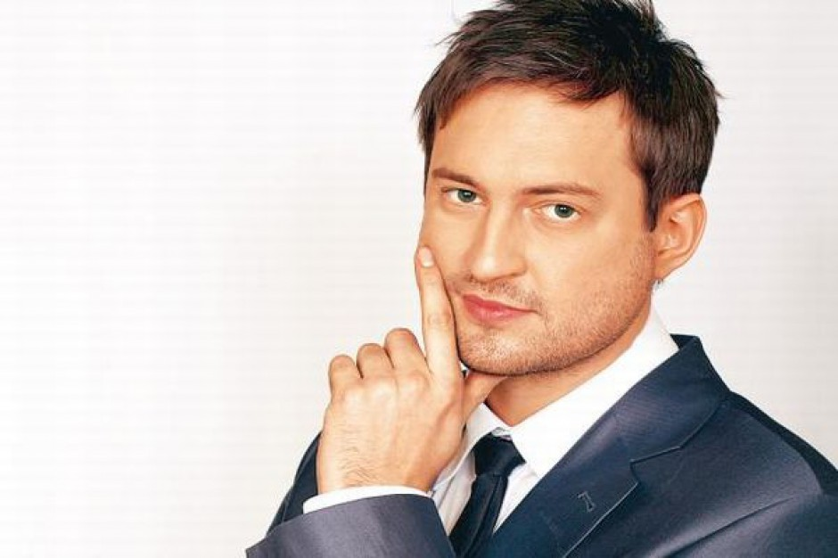 Marcin Prokop w reklamie napoju 5Power