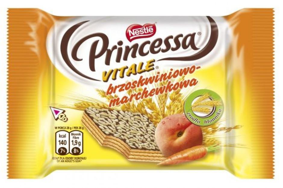 Nowy smak Princessa Vitale od Nestlé