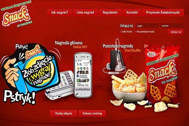 Społem Kielce prowadzi konkurs dla marki Snack