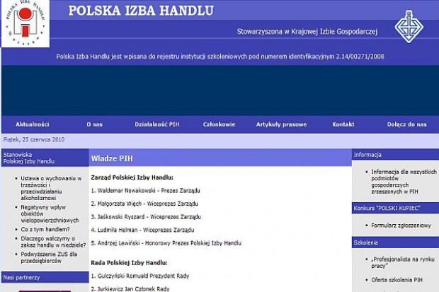 Wybrano nowe władze Polskiej Izby Handlu