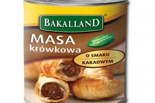 Kakaowa masa krówkowa od Bakallandu