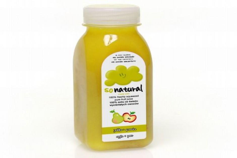 Nowy wariant smakowy soku Sonatural