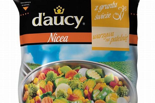 Warzywa na patelnię Nicea d'aucy