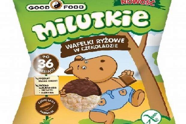 Ryżowe wafle Milutkie od Good Food