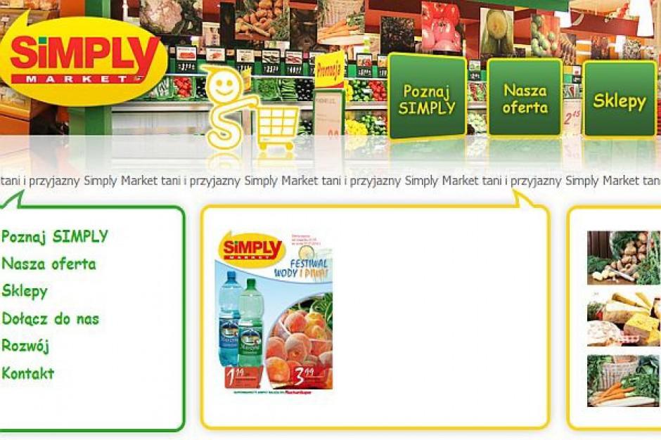 Simply Market chce się rozwijać w miejscowościach powyżej 15 tys. mieszkańców