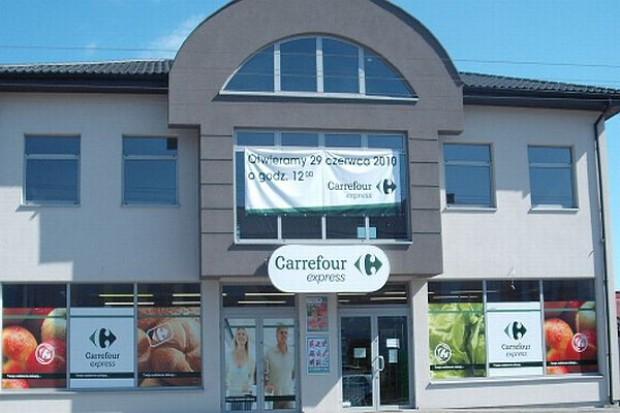 Carrefour uruchomił sklep franczyzowy w Ząbkach