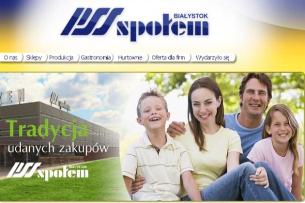 Przychody PSS Społem Białystok sięgają ponad 318 mln zł