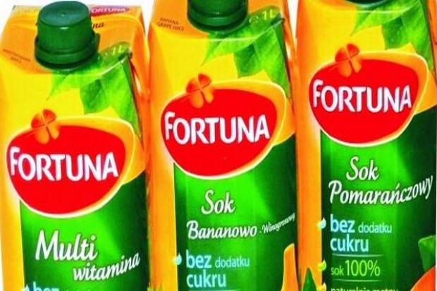 Telewizyjna kampania soków Fortuna