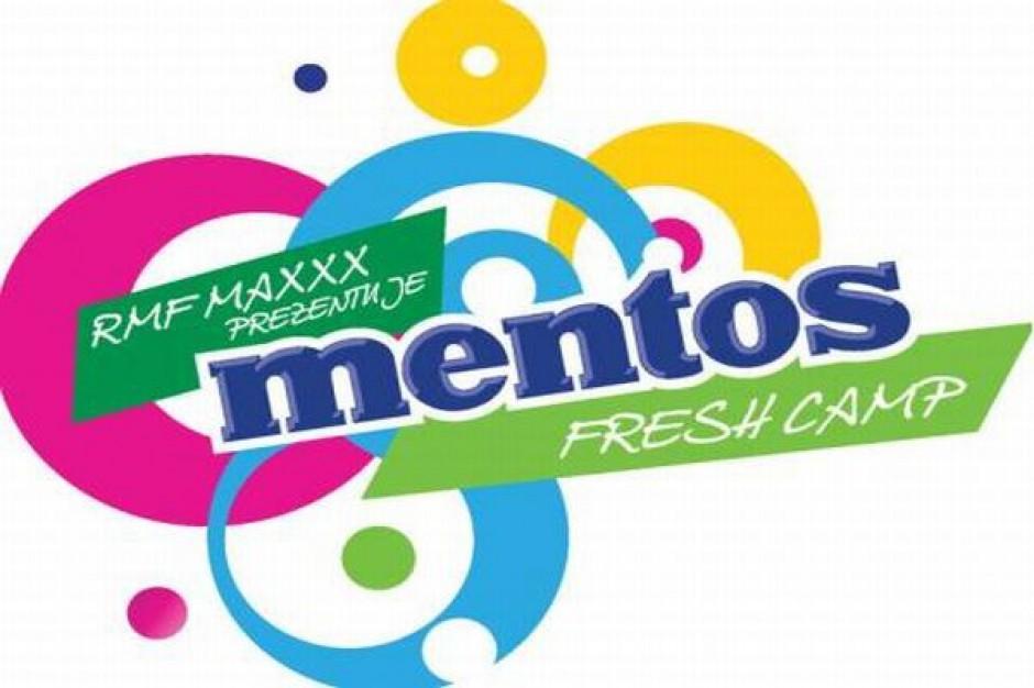Promocja Mentosa na nadmorskich plażach