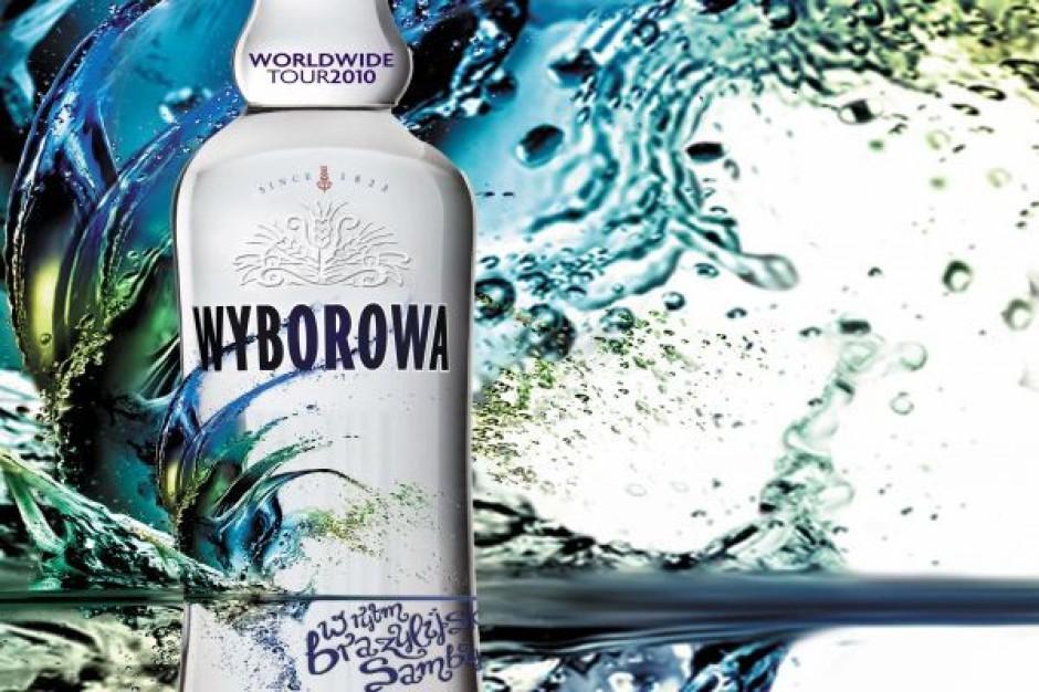 Wyborowa promuje produkty na Worldwide Tour