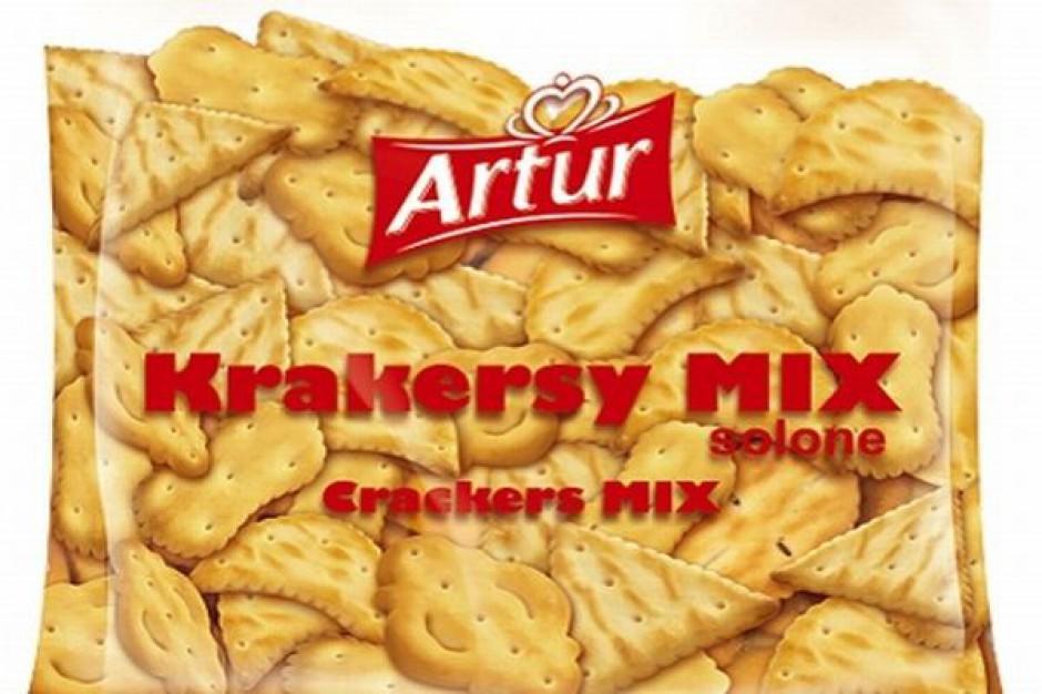 Nowe krakersy Mix od Artura