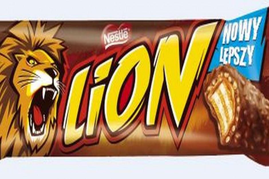Lion w nowym opakowaniu