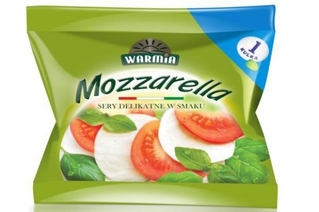 Mozzarella Srebrna Metaliza