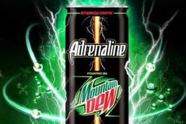 PepsiCo będzie reklamować Andrenaline Mountain Dew