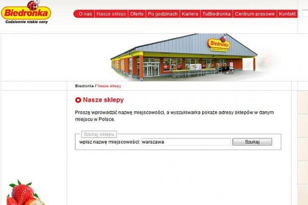 Dwa kolejne centra dystrybycyjne obsłużą sklepy Biedronki