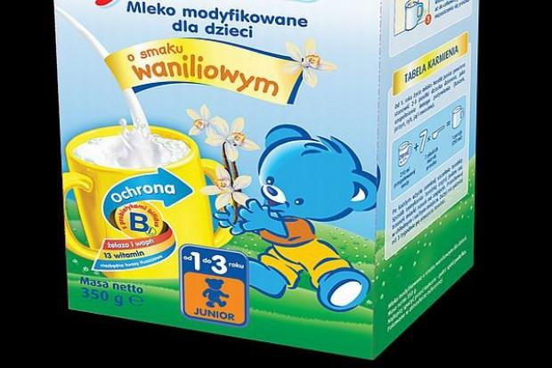 Nowe smaki mleka Nestle