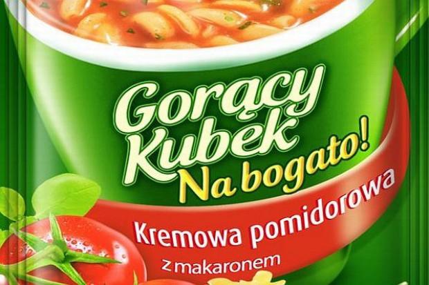Nowa linia Gorących Kubków Na Bogato! Knorr