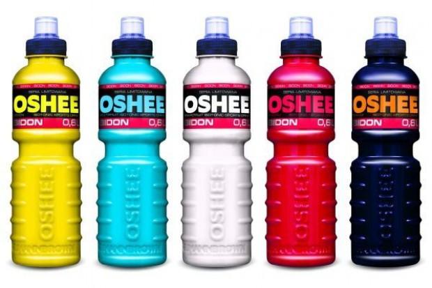 Napoje Oshee w bidonie
