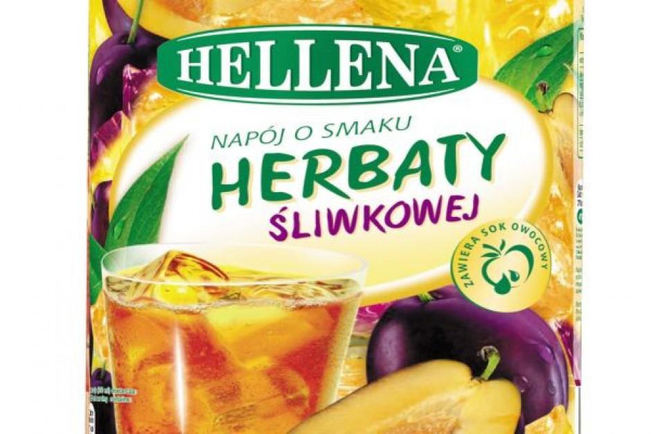 Herbata śliwkowa od Helleny