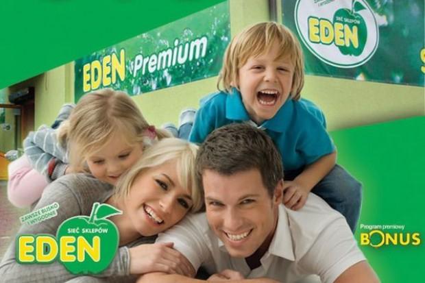 Sieć Eden chce zamknąć rok liczbą 720 sklepów
