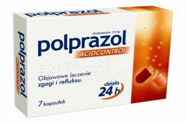 Telewizyjna kampania Polprazolu