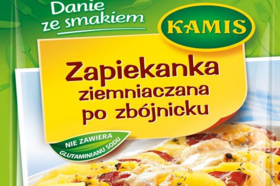 Mieszanki Dania ze Smakiem od firmy Kamis