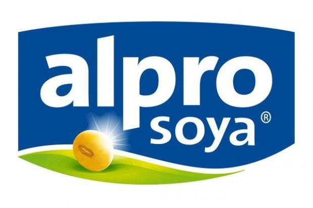 Nowa odsłona strony internetowej Alpro soya