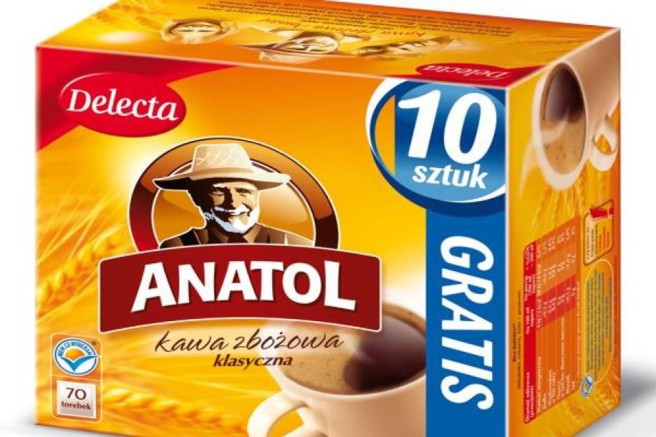 Kawa Anatol w rodzinnym opakowaniu