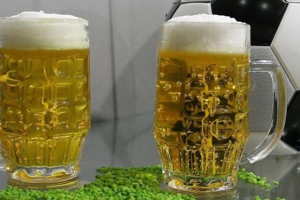 Piwo najczęściej wybieranym alkoholem