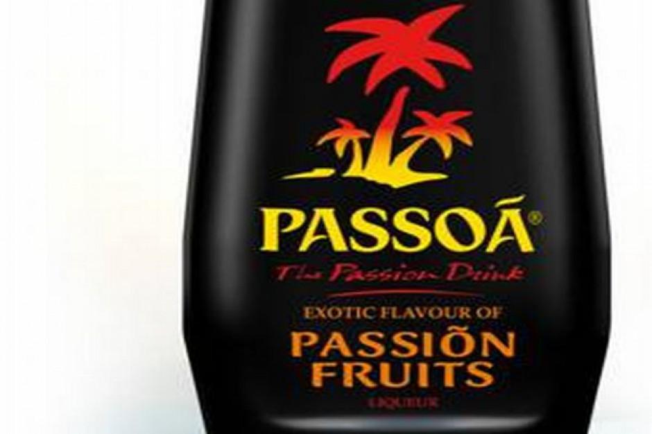 Passoa w butelkach przyjaznych środowisku