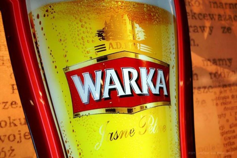 Warka sponsorem Reprezentacji Polski w piłce nożnej