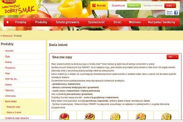 Rusza promocja konsumencka marki WINIARY