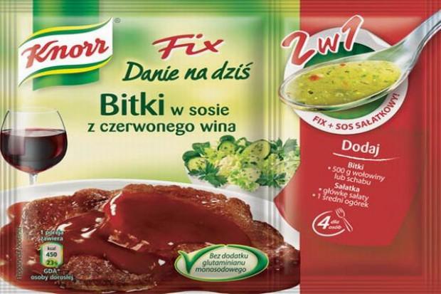 Nowe Fixy Knorr Danie na dziś 2 w 1