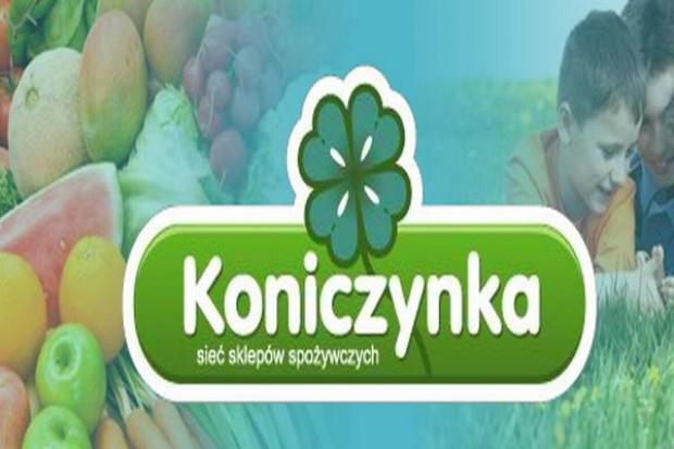 Sieć Koniczynka chce zamknąć rok liczbą 200 sklepów
