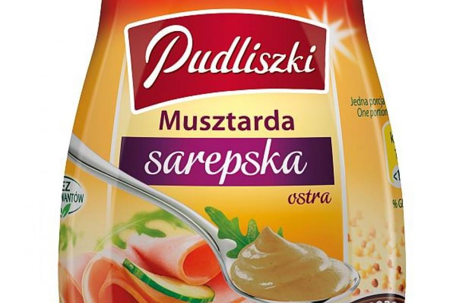 Nowa stylistyka musztard Pudliszki
