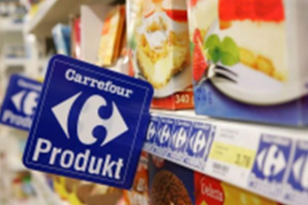 Carrefour chce mieć dyskontowe ceny i marki