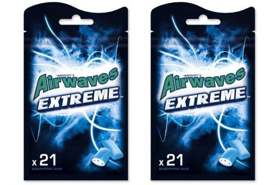 Nowa guma Airwaves Extreme - mentolowa